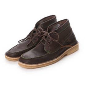 【アウトレット】ビーシーアール BCR ブーツ カジュアルブーツ BC2646 ブラウン 0060 (ダークブラウン)