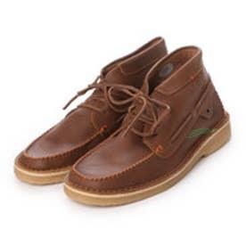 【アウトレット】ビーシーアール BCR ブーツ カジュアルブーツ BC2645 ブラウン 0073 (キャメル)