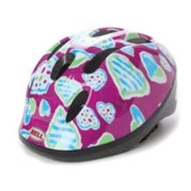 ベル BELL ジュニアヘルメット ズーム 910559 パープル (パープル)