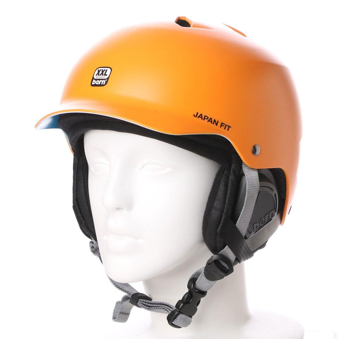 【SALE 30%OFF】バーン bern ユニセックス スキー/スノーボード ヘルメット スキー・スノーボードヘルメット WATTS XLOG 135