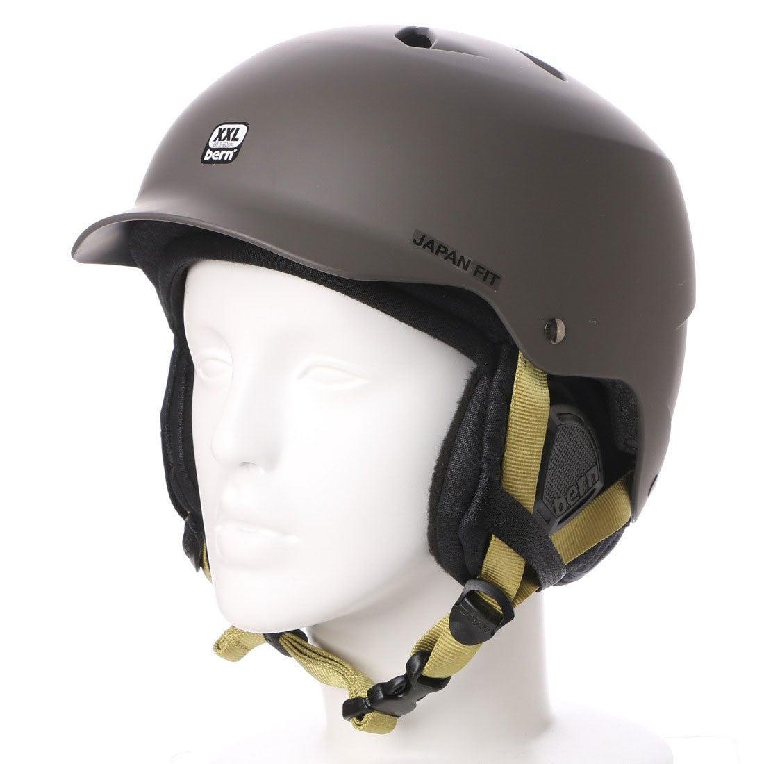 【SALE 30%OFF】バーン bern ユニセックス スキー/スノーボード ヘルメット スキー・スノーボードヘルメット WATTS XLCH 136
