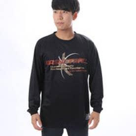 バイク BIKE メンズ バスケットボール 長袖Tシャツ ロングスリーブTシャツ BK5654