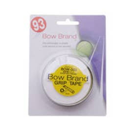 ボウブランド BOWBRAND テニス グリップテープ ボウブランド プログリップ3本入り ホワイト BOW003WH