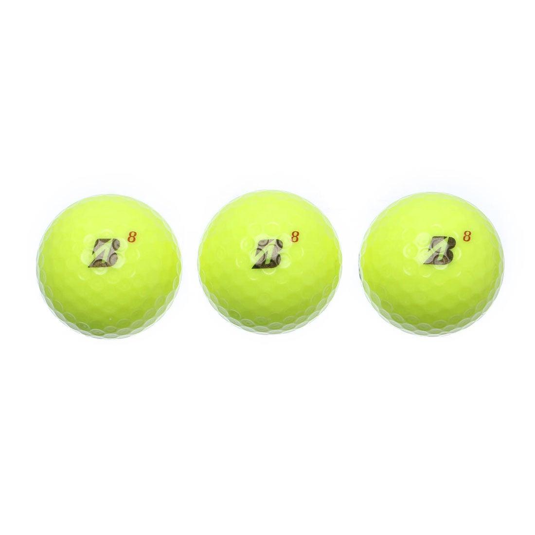 ブリヂストンゴルフ BRIDGESTONE GOLF ゴルフ 公認球 TOUR B X イエロー 8BYXJ