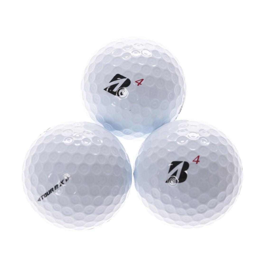ブリヂストンゴルフ BRIDGESTONE GOLF ゴルフ 公認球 TOUR B X ホワイト 8BWXJ