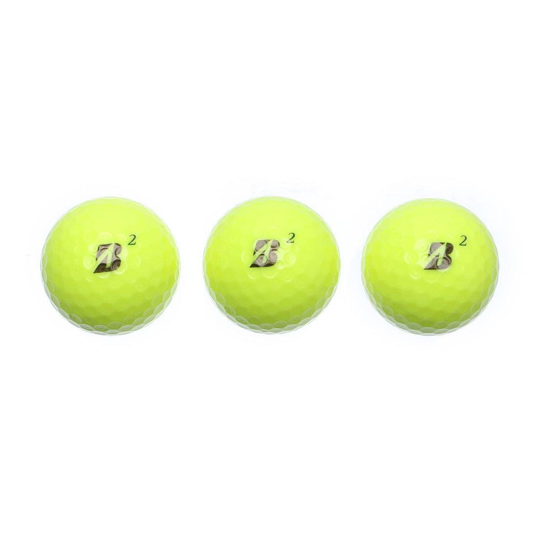 ブリヂストンゴルフ BRIDGESTONE GOLF ゴルフ 公認球 TOUR B XS イエロー 8SYXJ