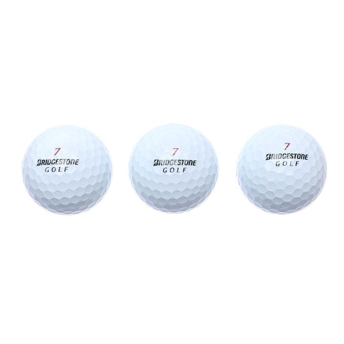 ブリヂストンゴルフ BRIDGESTONE GOLF ゴルフ 公認球 TOUR B X ホワイト BSG ロゴ 8BBXJ