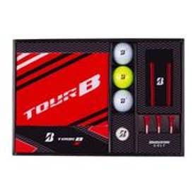 ブリヂストンゴルフ BRIDGESTONE GOLF ゴルフ ボールギフト TOURB X G7B3R 375