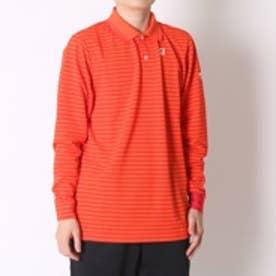 【アウトレット】ブリヂストン ゴルフ BRIDGESTONE GOLF ゴルフシャツ 16SS BGメンズナガシャツ 1GDM1F (オレンジ)
