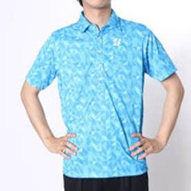 【アウトレット】ブリヂストン ゴルフ BRIDGESTONE GOLF ゴルフシャツ 16SS BGメンズハンシャツ DGM34A (ターコイズ)