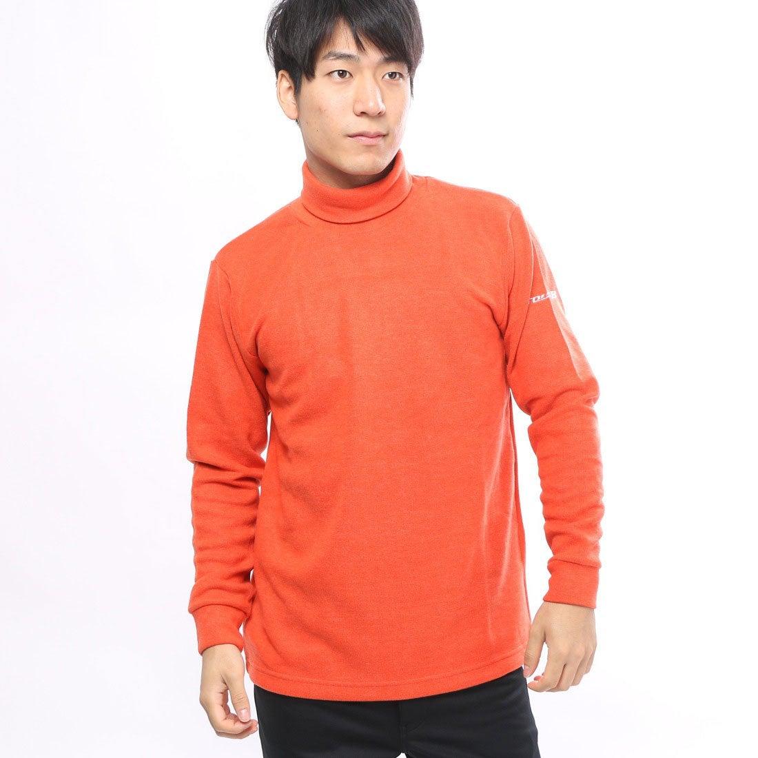 【SALE 30%OFF】ブリヂストンゴルフ BRIDGESTONE GOLF メンズ ゴルフ 長袖シャツ IGM33F IGM33F (オレンジ) メンズ