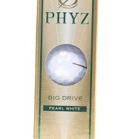 ブリヂストン Bridgestone ゴルフボール ファイズ PHYZ PYGX