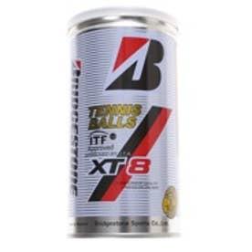 ブリヂストン BRIDGESTONE 硬式テニス プレッシャーボール XT8(2個入り) BBA2XT