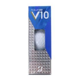 ブリヂストン BRIDGESTONE ゴルフボール  BS ツアーBV10 WH