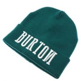 バートン BURTON ニット帽 3DBURTON ニット グリーン (グリーン)