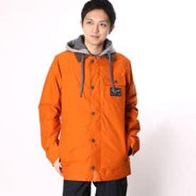 【アウトレット】バートン BURTON メンズボードジャケット  BT DUNMORE JK オレンジ (バーントオレンジ)
