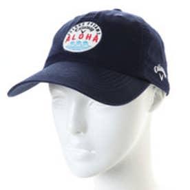 キャロウェイ Callaway メンズ ゴルフ キャップ ALOHAロゴ20sオックスキャップ 2418184521
