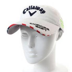 キャロウェイ Callaway メンズ ゴルフ サンバイザー CallawayTourVisor18JM 2478990600