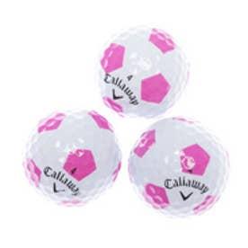 キャロウェイ Callaway ユニセックス ゴルフ 公認球 CHROME SOFT TRUVIS 4885965346