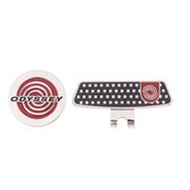 キャロウェイ Callaway ゴルフ マーカー Odyssey Face Motif Marker 18 JM 0228345073