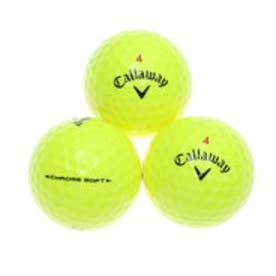 キャロウェイ Callaway ゴルフ 公認球 CHROME SOFT YELLOW 4885994339
