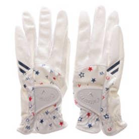 キャロウェイ Callaway レディース ゴルフ グローブ Callaway Chev Dual Glove Women's 17 JM 0228085245