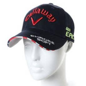 キャロウェイ Callaway レディース ゴルフ キャップ TourCapWMS18JM 2478984900 (ネイビー)