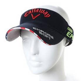 キャロウェイ Callaway レディース ゴルフ サンバイザー TourVisorWMS18JM 2478990900 (ネイビー)