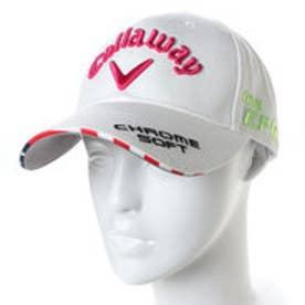 キャロウェイ Callaway レディース ゴルフ キャップ TourCapWMS18JM 2478984900