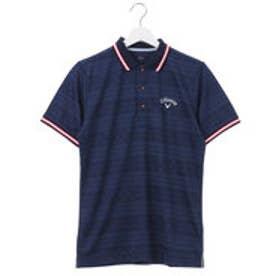 キャロウェイ Callaway メンズ ゴルフ 半袖シャツ シェリフジャカードショートポロシャツ 7151501