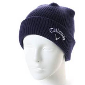 キャロウェイ Callaway メンズ ゴルフ ニット帽子 リブニットビーニー 7284601