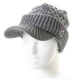 キャロウェイ Callaway メンズ ゴルフ ニット帽子 ツバツキケーブルニットキャップ 7284603