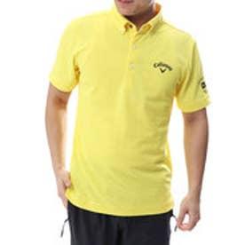 キャロウェイ Callaway メンズ ゴルフ 半袖 シャツ チェックシャツ 2418157522