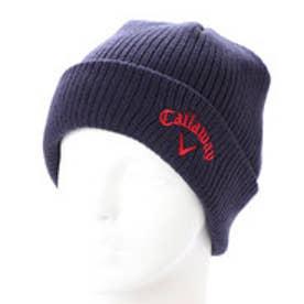 キャロウェイ Callaway メンズ ゴルフ ニット帽子 リブニットキャップ 2418284607