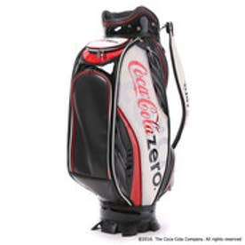 【大型商品200】コカコーラ Coca-Cola メンズ ゴルフ メンズ9型キャディバッグ 0231271916