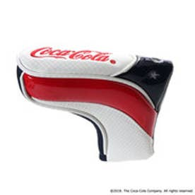 コカコーラ Coca-Cola メンズ ゴルフ パターカバー 0216273318