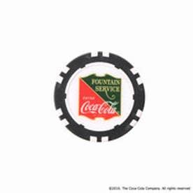 コカコーラ Coca-Cola ユニセックス ゴルフ マーカー コカ・コーラ チップマーカー CC-205チップ 799