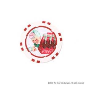 コカコーラ Coca-Cola ユニセックス ゴルフ マーカー コカ・コーラ チップマーカー CC-204チップ 799