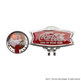 コカコーラ Coca-Cola ユニセックス ゴルフ マーカー リバーシブルマーカー CC193MK