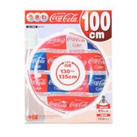 コカコーラ Coca-Cola マリン フロート うきわ100cm コカ・コーラ パターン CC-1804