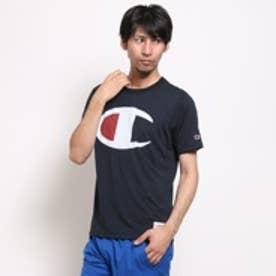 チャンピオン champion Tシャツ CH CM1955Bロゴ ネイビー