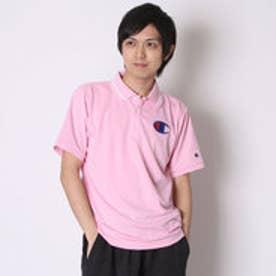 チャンピオン Champion ポロシャツ DRYSAVER POLO C3-HS336 (ピンク)
