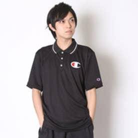 チャンピオン Champion ポロシャツ DRYSAVER POLO C3-HS336 (ブラック)