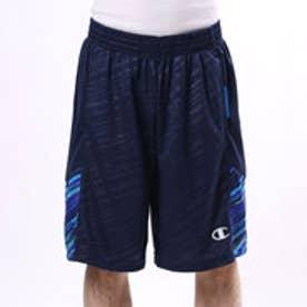チャンピオン Champion ユニセックス バスケットボール ハーフパンツ CAGERS SLASH SHORTS C3-KB556