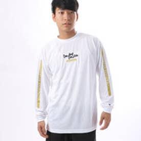 チャンピオン Champion ユニセックス バスケットボール 長袖Tシャツ PRACTICE LONG TEE C3-LB420