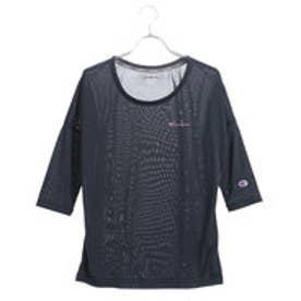 チャンピオン Champion レディース 半袖機能Tシャツ C VAPOR 4/5 SLEEVE T-SHIRT CW-MS406