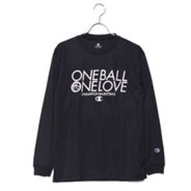 チャンピオン Champion レディース バスケットボール 長袖Tシャツ WOMEN'S PRACTICE LONG TEE CW-NB414