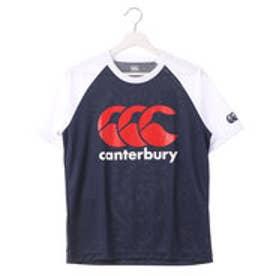 カンタベリー CANTERBURY メンズ ラグビー 半袖シャツ FLEXCOOL T-SHIRT RA37499