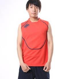 カンタベリー CANTERBURY メンズ ラグビー ノースリーブシャツ PRACTICE SLEEVELESS  TEE RG37008