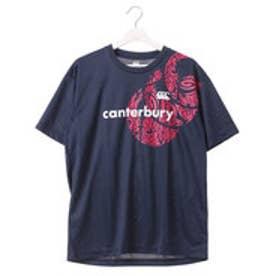 カンタベリー CANTERBURY メンズ ラグビー 半袖シャツ FLEXCOOL T-SHIRT RA37498